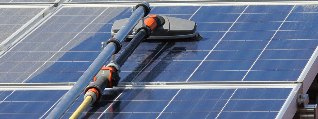 Solar Panel Cleaners Aberdeen
