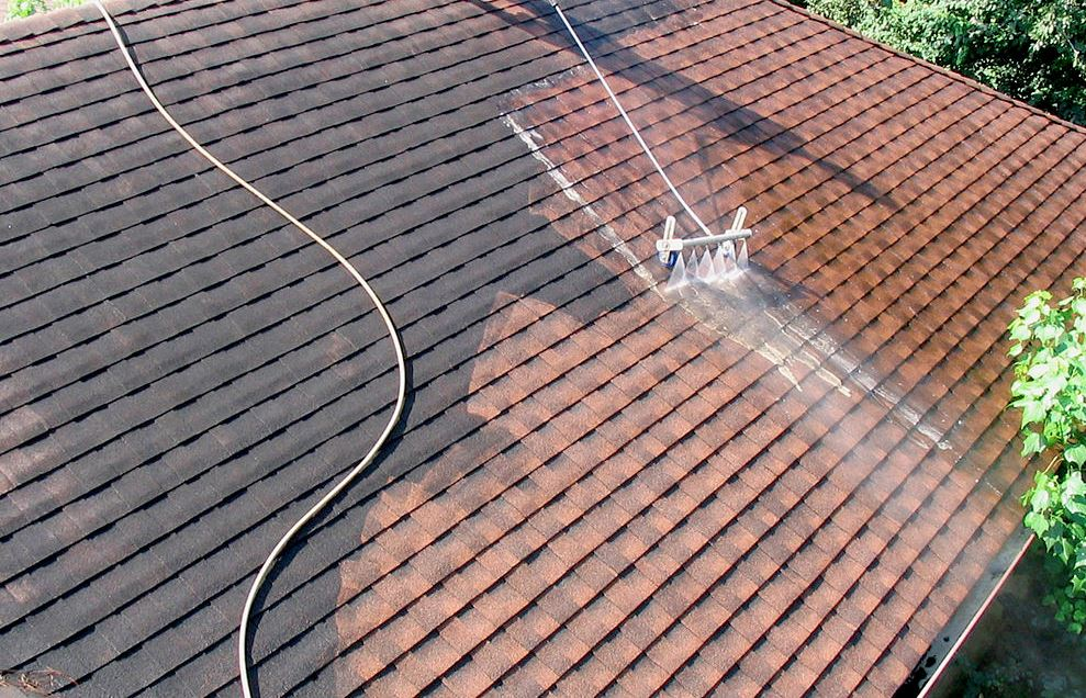 Roof Cleaning Aberdeen Roof Cleaners Amp Moss Removal